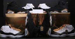 整體鞋身亮相!Air Jordan 6 DMP 明年一月發售