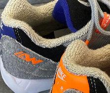 首次曝光!Loopwheeler x Nike Air Max 系列即將發售