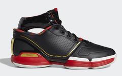 """庆祝中国新年!adidas D Rose 1 """"故宫""""配色即将来袭"""