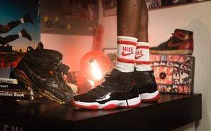 货量相当可观!Air Jordan 11 黑红是你的必入款吗?