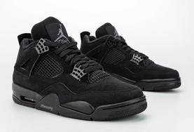 低調冷酷又犀利!Air Jordan 4 黑貓配色明年來襲!