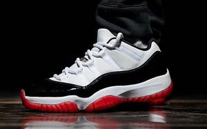 上腳也太好看了吧!這雙 Air Jordan 11 Low 絕了
