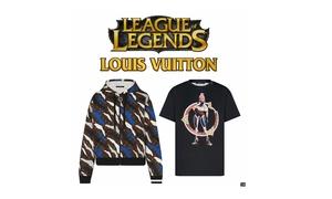 """穿""""奇亚娜同款""""的机会来了!Louis Vuitton x《英雄联盟》联乘服饰系列即将发售"""