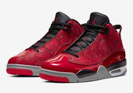精致雕紋搭配漆皮鞋面,Jordan Dub Zero新配色質感高級