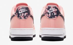 粉粉甜甜的樱花配色!这款全新 Air Force 1 超适合小仙女