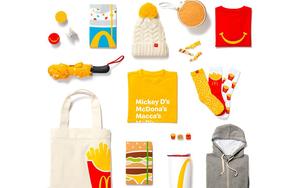 帽子人气超高!麦当劳跨界时尚圈