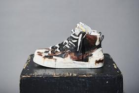 """更驚艷的腐蝕效果!全新 sacai x Nike Blazer """"Rust"""" 客制版本登場"""