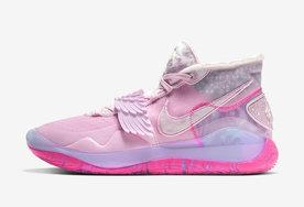 """發售日期與細節靈感曝光!這雙 Nike KD 12 """"Aunt Pearl"""" 太值得入手了!"""