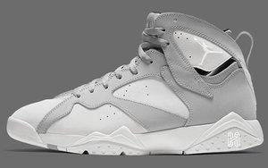 """簡約時尚有格調!這雙 Air Jordan 7 """"Neutral Grey"""" 明年登場"""
