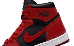 明年重磅狠鞋! Air Jordan 1 反转黑红渲染图曝光