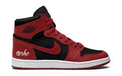 实物首次展示!Air Jordan 1 反转黑红明年年初来袭