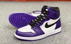 实物真的绝美!紫脚趾 Air Jordan 1 在你入手名单中吗?