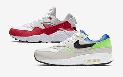"两款 OG 配色交换!Nike 推出 DNA ""87 x 91"" 套装"