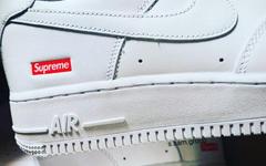 Supreme x Nike 新作首次曝光!有点没诚意?