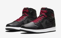 官图释出!黑丝绸 Air Jordan 1 本周六正式发售