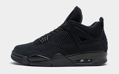 本月正式发售!经典 Air Jordan 4 黑猫配色你会买单吗?