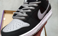 "经典 ""Shadow"" 配色加持!Nike SB Dunk Low J-Pack 新品来袭"