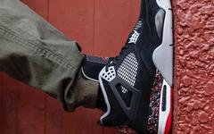 颜值令人惊艳!天价 OVO x Air Jordan 4 再度释出实物美照