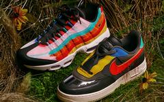 炫彩和复古相结合,Nike x Converse 黑人历史月套装2月发售