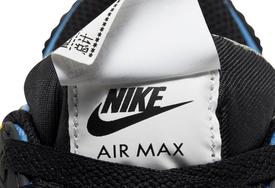 收银条式鞋舌标签? 这款 Air Max 90 配色细节有点意思