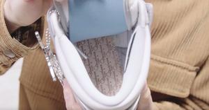 全球限量 1000 双!设计师揭晓 Dior x AJ1 隐藏细节!