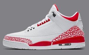 芝加哥主题配色!这款 Air Jordan 3 颜值惊艳