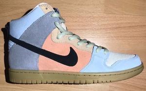 """复活节主题配色!全新 Nike SB Dunk High """"Spectrum"""" 首度曝光"""