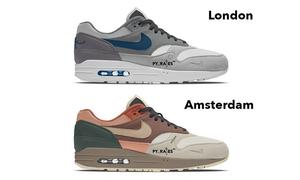 酷似神作的配色!Nike Air Max 1 城市系列春季发布