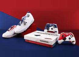 庆祝超级碗!EA Sports、XBOX联手Nike迎来跨界联名鞋款