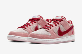 發售日期確定,StrangeLove x Nike SB Dunk Low官圖釋出