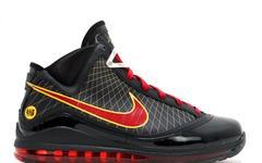 """又一詹姆斯经典鞋款回归,Nike LeBron 7 """"Fairfax""""3月发售"""