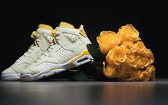 """精致花卉刺繡加持!全新 Air Jordan 6 GS """"Floral"""" 配色即將發售"""