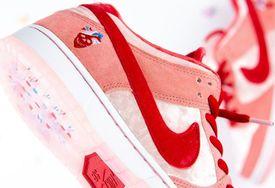 情人節最受關注鞋款!StrangeLove x Nike SB Dunk Low 國內發售信息釋出