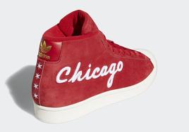 """致敬芝加哥!全新的 adidas Pro Model """"Chicago"""" 現已發售"""
