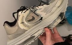 前卫潮流气息十足!Matthew M Williams x Nike Zoom MMW 4 联名实物释出!