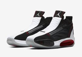 包覆鞋带设计,Air Jordan 34 SE全明星期间发售