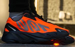 """地区限定形式发售!这款 Yeezy Boost 700 MNVN """"Orange"""" 有机会入手"""
