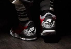 上腳效果經典復古又帥氣! Air Jordan 3 紅水泥值得入手
