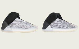 实战休闲任君选择,Yeezy篮球鞋将分为两个不同版本出售