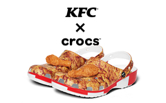 迷惑时尚?KFC x Crocs 炸鸡洞洞鞋你敢驾驭吗?
