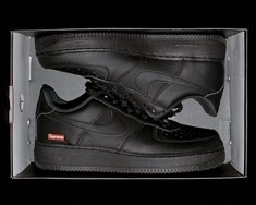 就这?Supreme x Nike Air Force 1 Low 四月将售