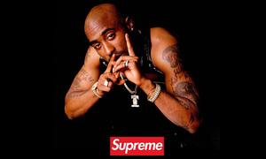 Supreme 释出预告!会是致敬说唱传奇 Tupac 的别注?