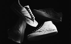亲笔签名气质极佳, 山本耀司发布Y-3 x Superstar酷到没朋友