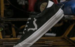 """特殊""""骨头"""" logo !Blends x Vans Vault 联名月底亮相"""