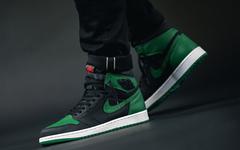 不愧是黑绿配色,Air Jordan 1全新配色OG复古风十足