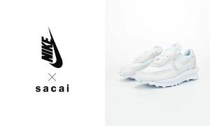 發售日期確定!黑白 sacai x Nike LDWaffle 3 月登場!
