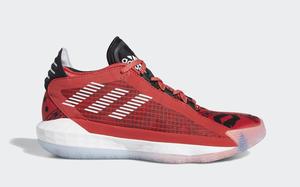 吸睛新配色!这双 adidas Dame 6 你喜欢吗?