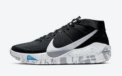 外观略显平庸?杜兰特最新战靴 Nike KD 13 官图释出