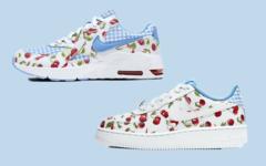 可爱清新的樱桃印花!Nike 这两款新作你们觉得怎样?
