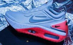 小 Nike Mag ?Nike Adapt LE 01 最新实物美照释出!